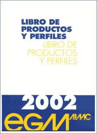 Libro de productos y perfiles