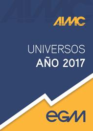 Universo referencial año 2017